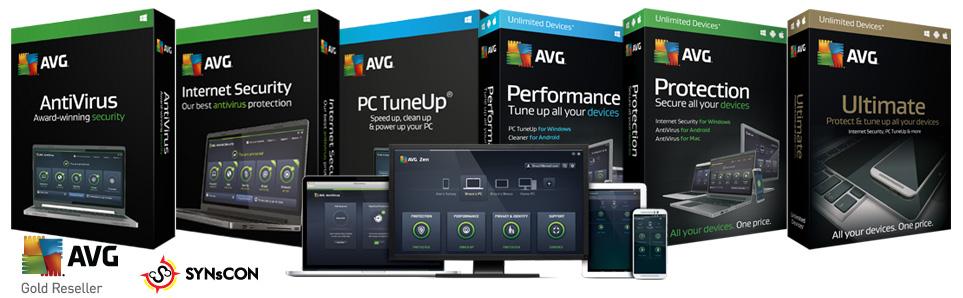 AVG Product 2016