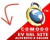 Comodo Site seal